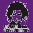 Edwards Scissorhands by D4RK0