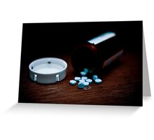 Focus in a Bottle Greeting Card