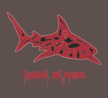 The best zombie weapon is a shark? by Emma Harckham