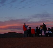 Celtic Music in the Outback III by Paula McManus