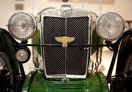MG Midget 1932 J2 by Martyn Franklin
