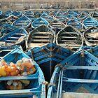 Port, Essaouira by Valentina Silva