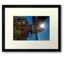 PropEngine Framed Print