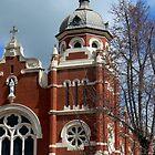 St Joseph's in Benalla by Graeme  Hyde