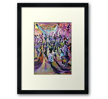 Relay for life Maleny 2010 Framed Print