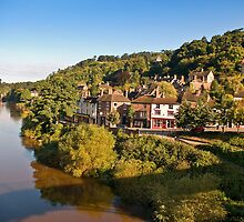 Ironbridge Wharfage by John Hallett