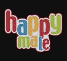 Happy Male by Brother Adam