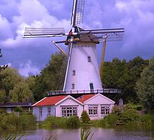 A Dutch Mill in HDR by John44
