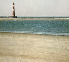 Morris Island Lighthouse by Widcat