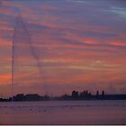 Spouter at Sunset by Janone
