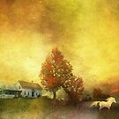 Dream Horse: Last Golden Days of Autumn by isabelleann