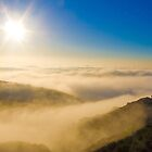 Morning at Runyon Canyon by Ray Schiel
