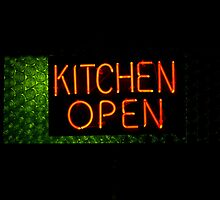 """Kitchen Open"" - Memphis, Tennessee by jscherr"