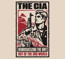 CIA 3rd World by LibertyManiacs
