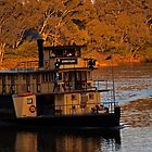 Emmy Lou- Echuca by Cathy  Walker