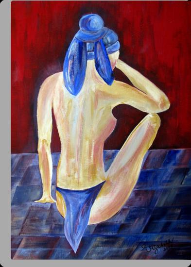 Slave girl by Elizabeth Kendall