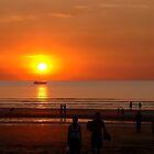 Darwin Sunset by AJM71