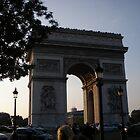 Arch de Triomphe by Aisuru