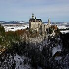 Neuschwanstein by berndt2