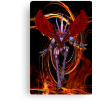 Devils Spawn .. fantasy art Canvas Print