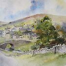 Muker, Swaledale, Yorkshire by artbyrachel