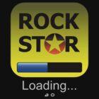 iphone Rockstar App Girly fit by aowear