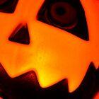 Pumpkin light by Roxy J