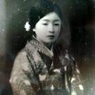 my mother when she was in mission school by TokikoAnderson