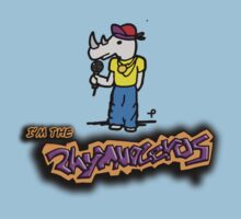 The Flight of the Conchords - The Rhymnoceros by bleedart