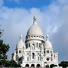 Sacré Cœur Church, Montmartre, Paris. by cmehta82