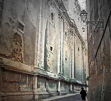 Rua da Imprensa Nacional by Peter Maeck
