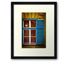 OnePhotoPerDay Series: 287 by L. Framed Print