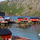 Norway's Oldest Fishing Village. by Lee d'Entremont