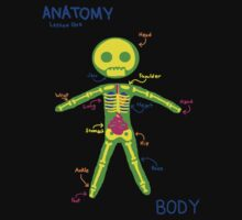 Anatomy: Lesson One by Aimée Becker