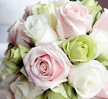 Bridal Bouquet by Sherrianne Talon