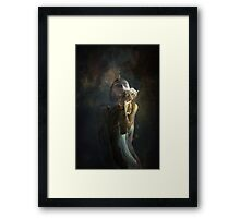 """keep it, beauty, beauty … from vanishing away"" Framed Print"
