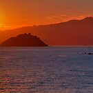 Mount Tamalpias by MattGranz