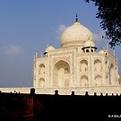 Taj Mahal - Agra - INDIA   by nabalasundaram