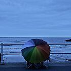 Rainbow Umbrella by Jack Bailey