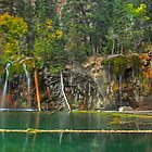 Hanging Lake by michaelmattison