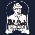 DJ A1 is my Home boy !  by BUB THE ZOMBIE