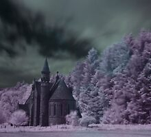 St Palladius Church, Glen of Drumtochty by Gabor Pozsgai
