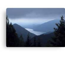 Lake Pend Oreille Idaho Canvas Print