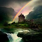 Rainbow Valley Castle by Vanessa Barklay