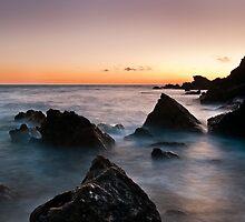 broadsands rocks 2 by scott leeson