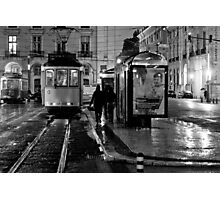 The last tramway Photographic Print