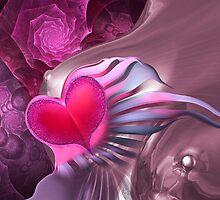 Pink Ribbon by Desirée Glanville