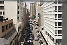 Nairobi City, Kaunda St. by Karue