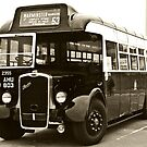 1934 Bristol Bus by Hertsman