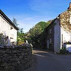 Stonethwaite Village by WatscapePhoto